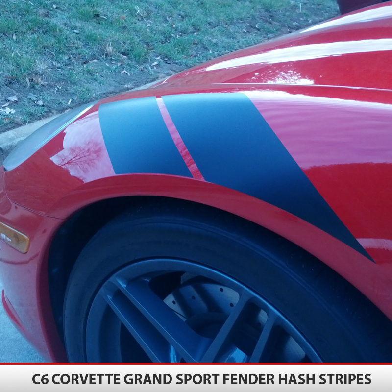 Gulf Coast Toyota >> Corvette GS Fender Hash C6 05-13