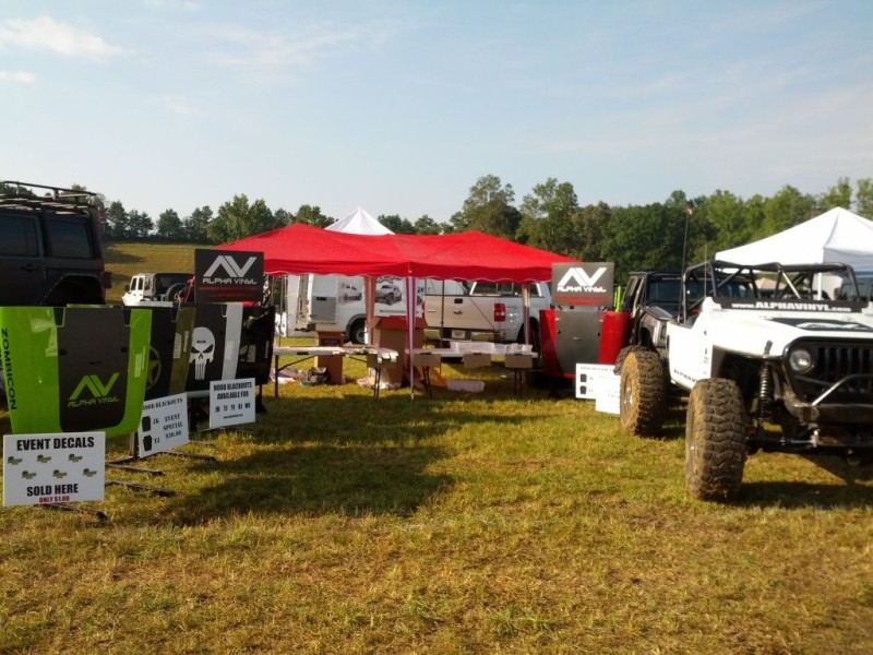 JeepFest 2013 Thanks To All The Supporters!
