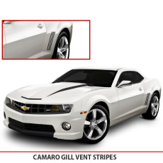 Camaro Rear Gills 5th Gen