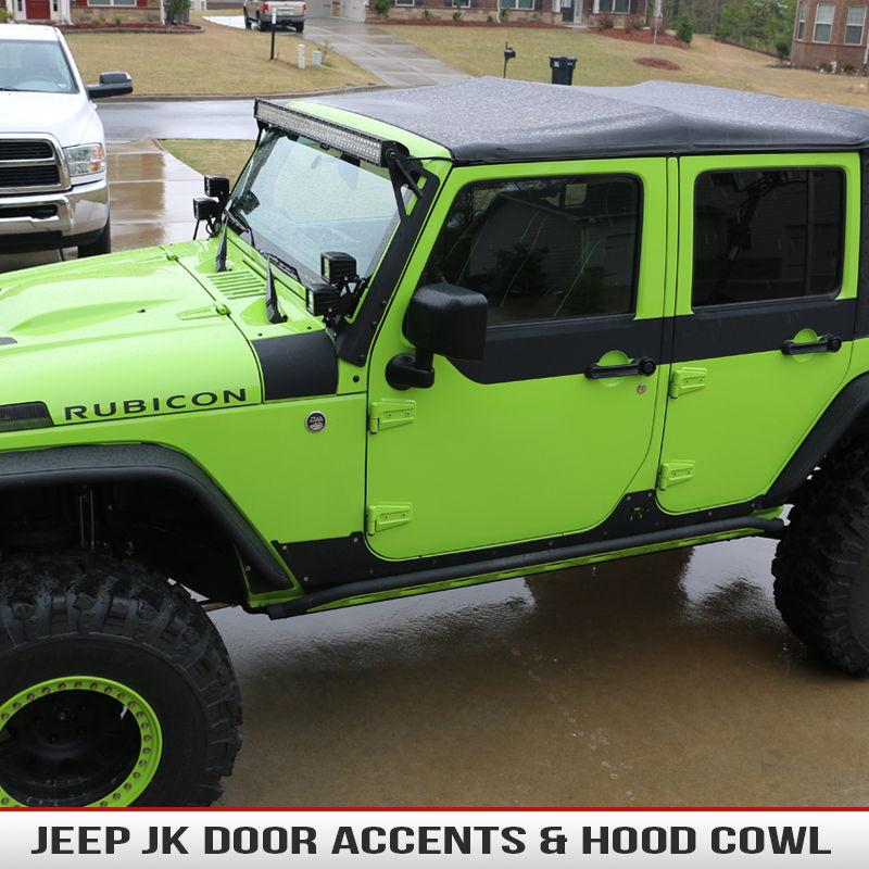 Gulf Coast Toyota >> Wrangler JK Hood Cowl