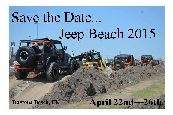 Jeep Beach 2015 Prep