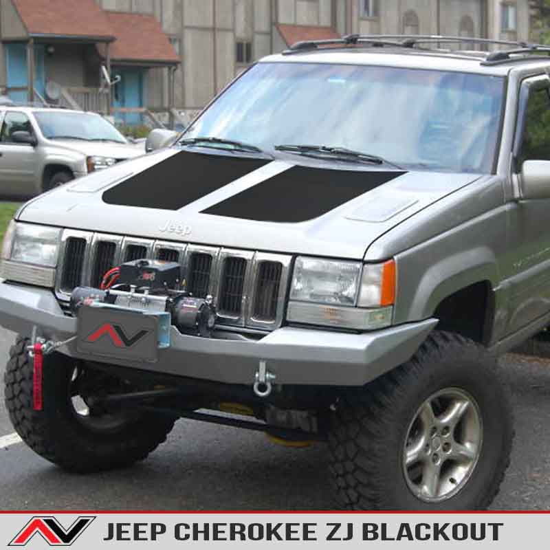 Jeep Cherokee Zj 93 98 Blackout