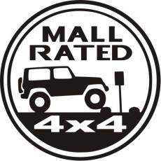 Jeep Wrangler 2 Dr Mall Rated