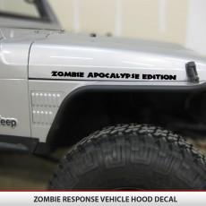 Zombie Apocalypse Edition Hood