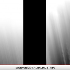 Solid Universal Racing Stripe 6 Foot