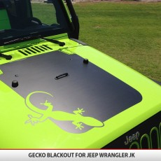 Gecko Blackout Jeep Wrangler JK3