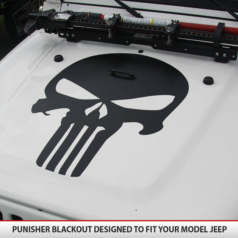 Punisher blackout jeep wrangler jk tj yj · punisher blackout jeep wrangler jk tj yj · punisher blackout jeep wrangler jk tj yj2