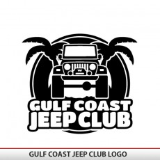 Gulf Coast Jeep Club Logo
