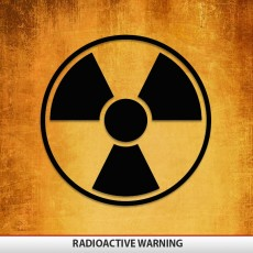 RADIOACTIVE WARNING