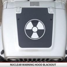 Radioactive Warning Jeep Blackout