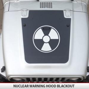 atomic_Nuclear_warning_sign_hood_blackout_jeep_wrangler_JK,TJ,YJ