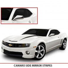 Camaro Side Mirrors Blackouts