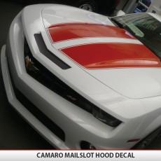 Camaro Mailslot Airscoop