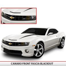 Camaro Front Fascia 5th Gen Blackout