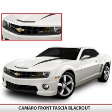 Camaro Front Fascia 5th Gen Blackout