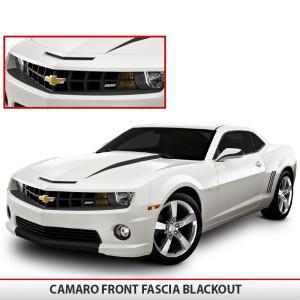Chevrolete_Camaro_front_fascia_blackout_stripe_bumper_blackout