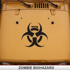 Zombie Bio-hazard Hazmat Hood