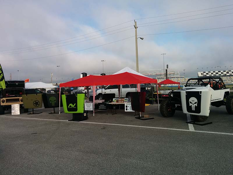 JeepBeach 2014 In Daytona