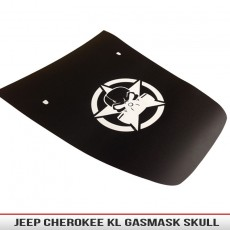 Jeep Cherokee KL Gas-mask Star