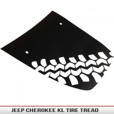 Jeep Cherokee KL Tire Tread