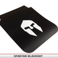 Spartan Hood Blackout