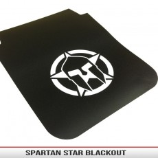 Spartan Star Hood Blackout