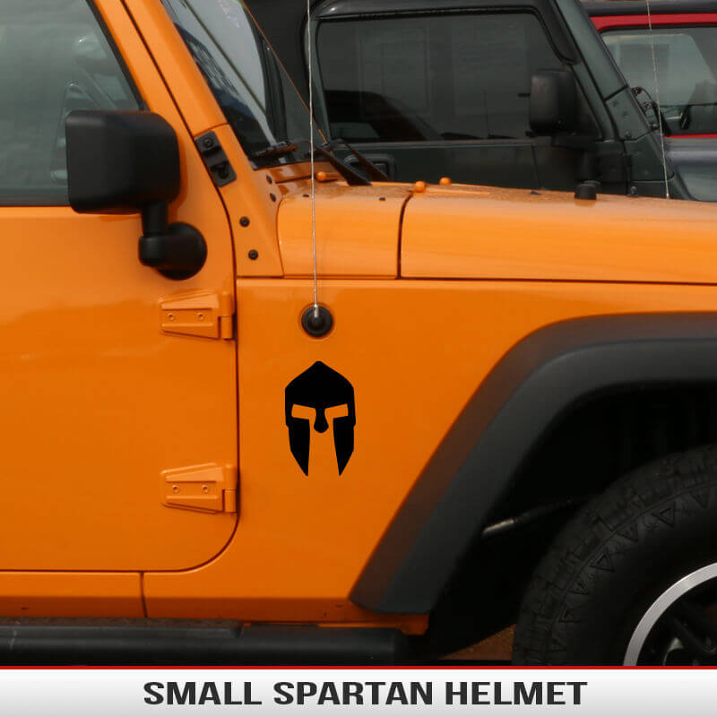 8 Universal Trojan Helmet AlphaVinyl