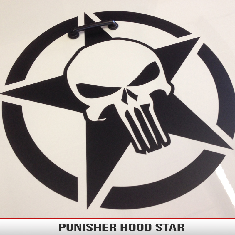 Punisher_military_star_infidel_oscarmike_hood_decal