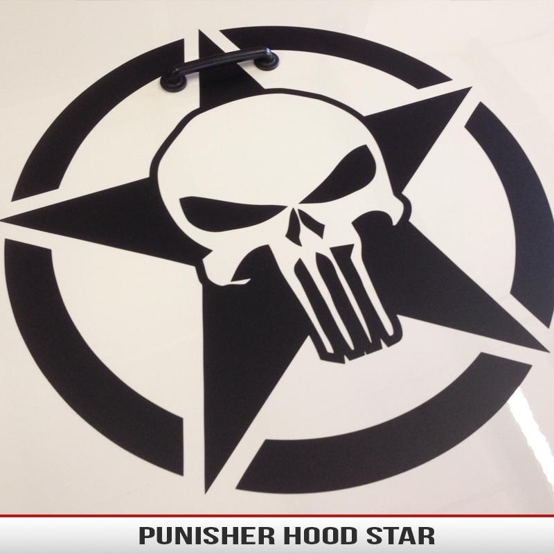 Punisher Star Alphavinyl