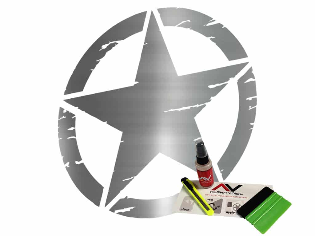 Freedom-star-military-star-distressed-silver