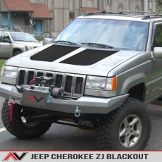 Jeep Cherokee ZJ '93-'98 Blackout