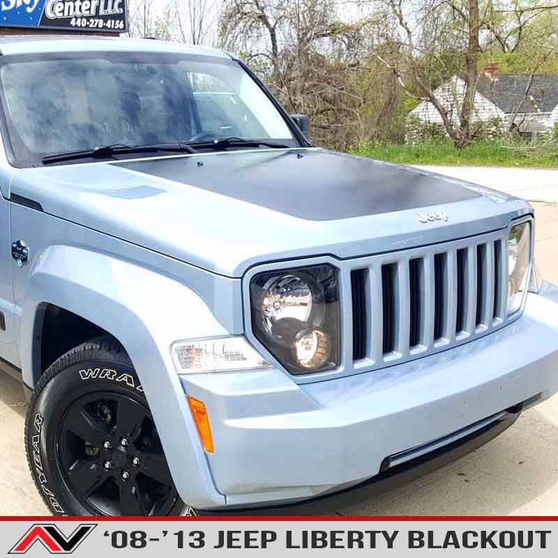 Jeep Liberty Kk Blackout 08 13 Alphavinyl