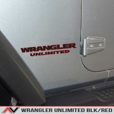 WRANGLER UNLIMITED Fender