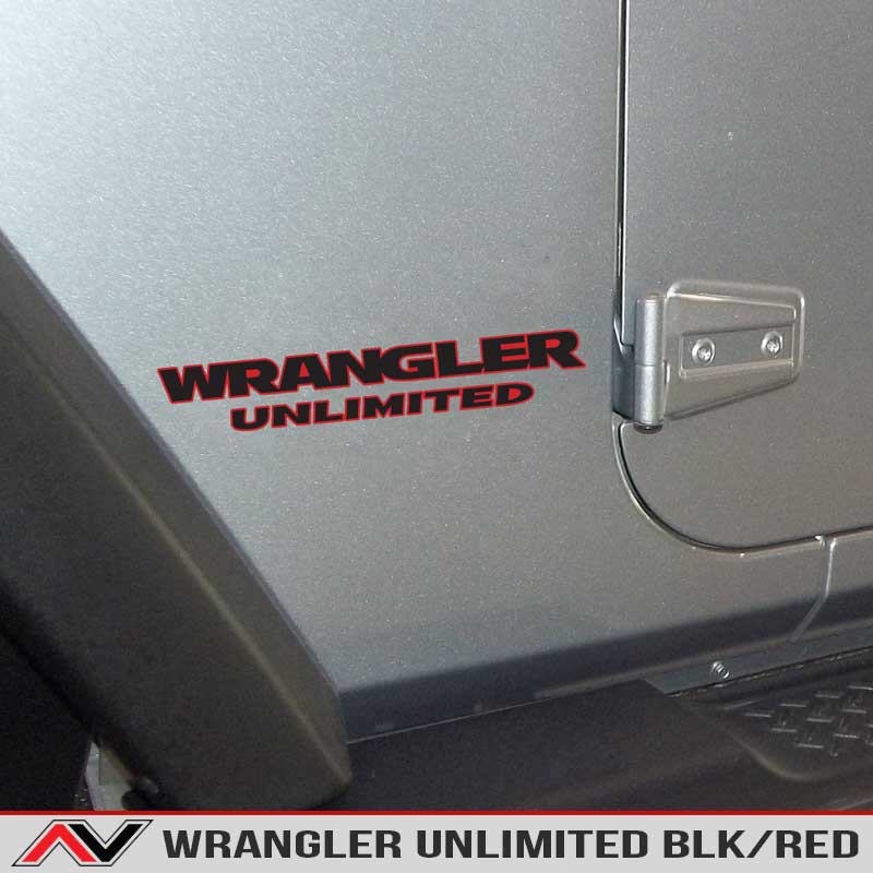 jeep-wrangler-unlimited-oem-red-black-replacement-decal-sticker