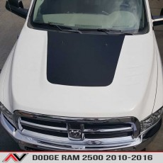 Dodge Ram 2500 '10-'16 Blackout