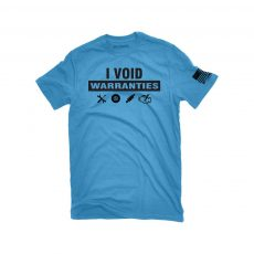 I Void Warranties Off-Road Tee