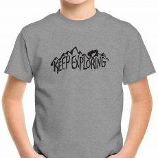 KIDS Keep Exploring Jeep Tee