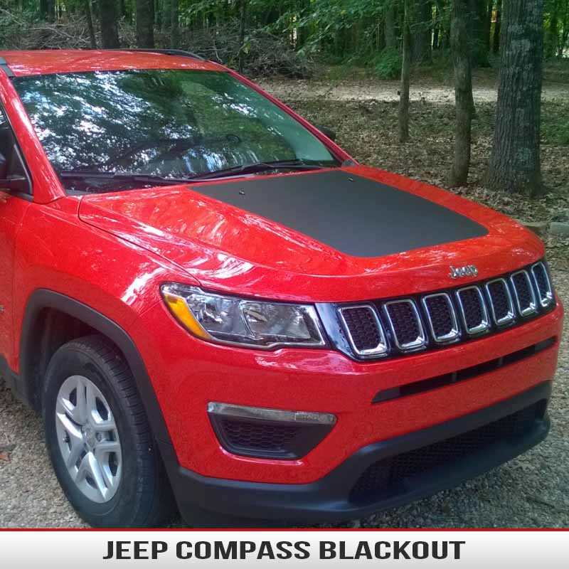 Jeep-compass-2017+hood-blackout-decal-jeep-sticker