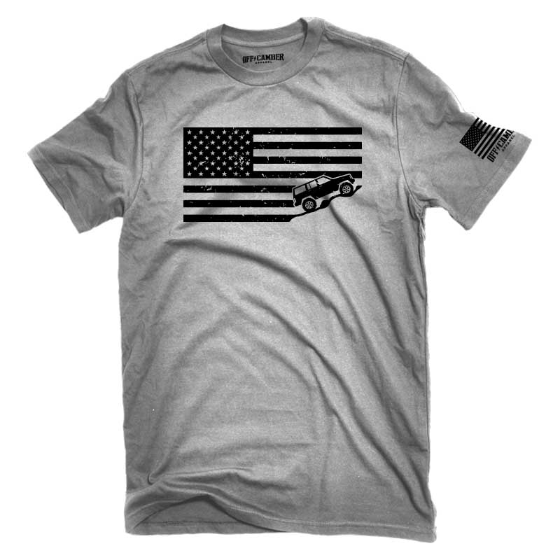 Jeep-cherokee-xj-usa-flag-tee-shirt