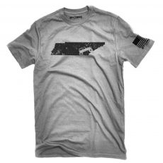 Tennessee TN Jeep Tee