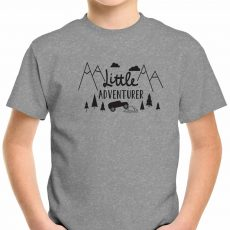 KIDS Little Adventurer Jeep Tee
