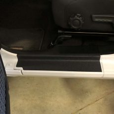 Wrangler JL Inside Door Sills Entry Guard