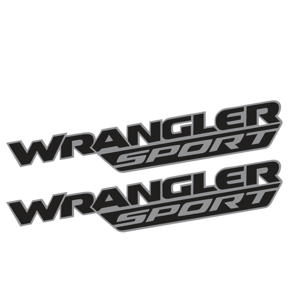 Wrangler-sport-jl-style-hood-decal-silver-black1