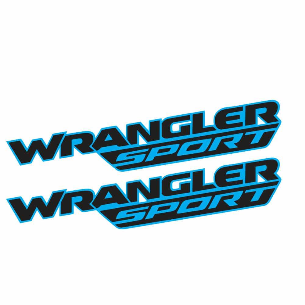 Wrangler-sport-jl-style-hood-decal-skyblue-black1