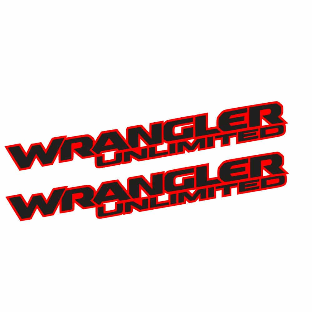 Wrangler-unlimited-jl-style-hood-red-black