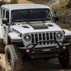 Jeep Wrangler JL Blackout 2018+ RUBICON