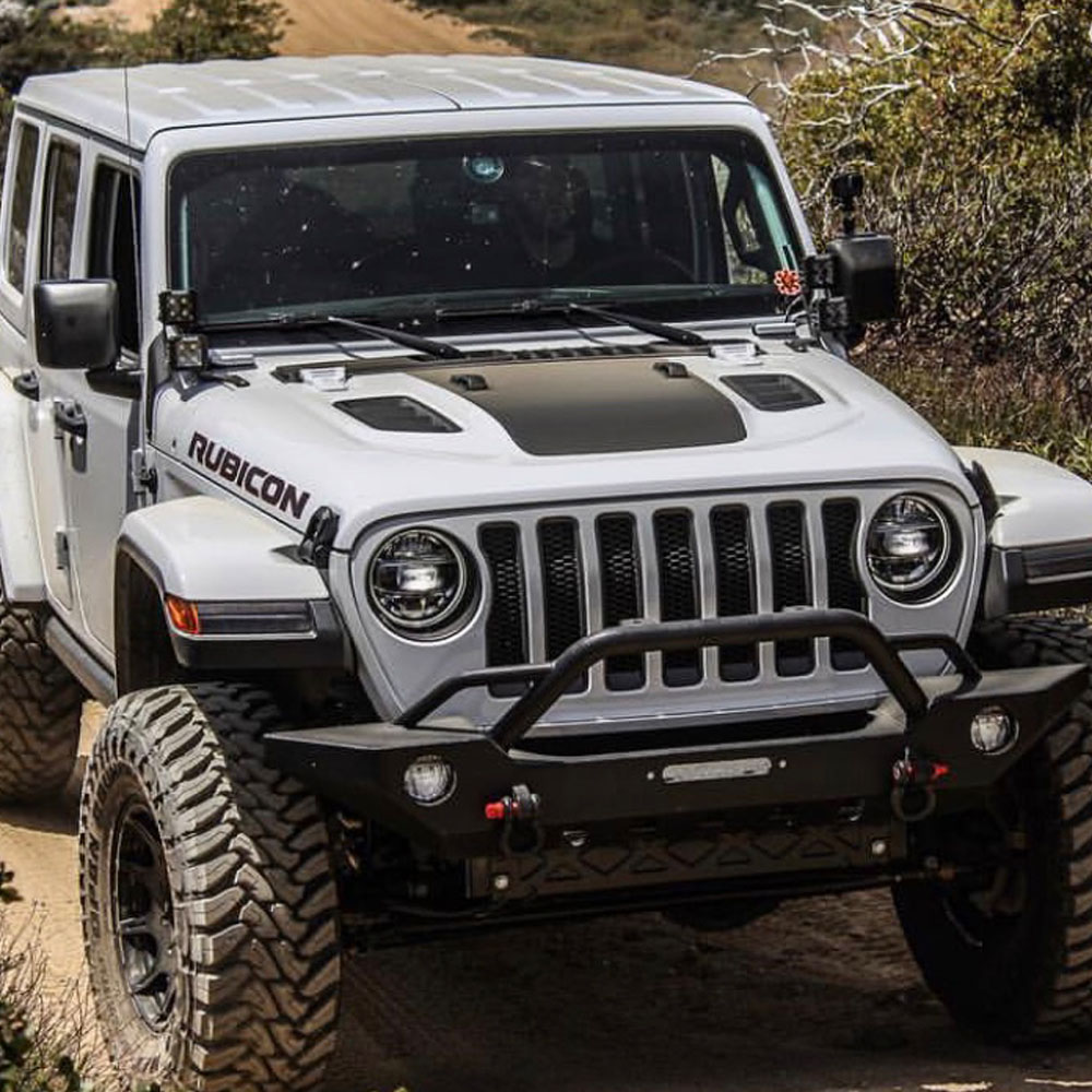 New wrangler jl products