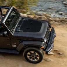 Jeep Wrangler JL Blackout 2018 +