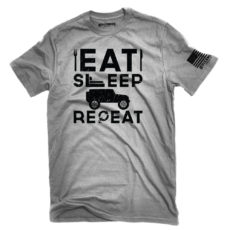 EAT SLEEP JEEP REPEAT